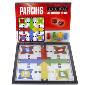 PARCHI, PARCHEE, PATCHI, PARCHIS, LUDO bordspel